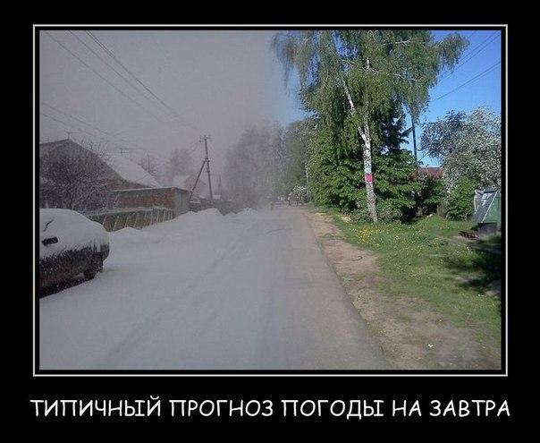 Смешные картинки погода и россия